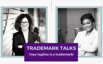 Your tagline is a Trademark!